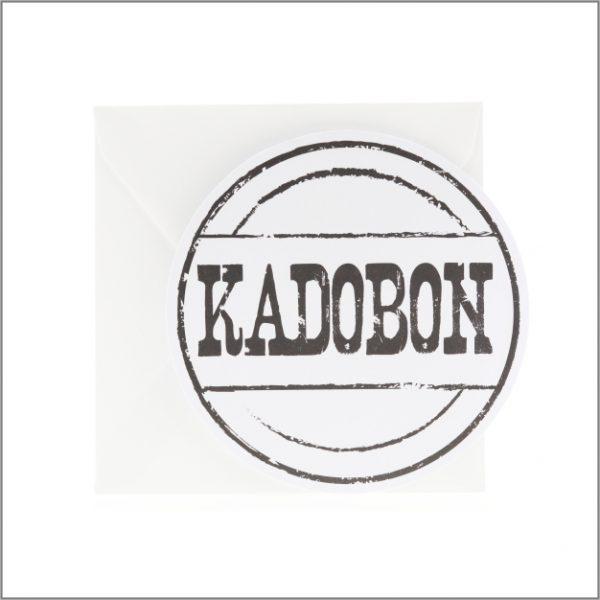Kadobon rond
