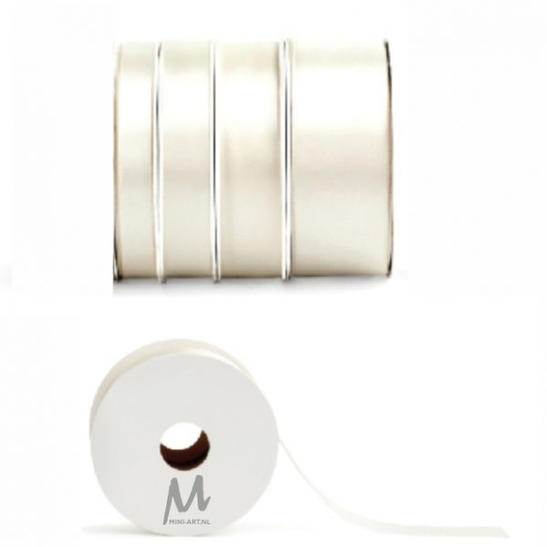 16 mm - double face satin